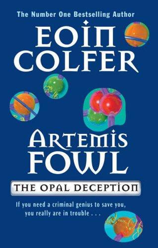 Artemis Fowl Opal Deception Epub