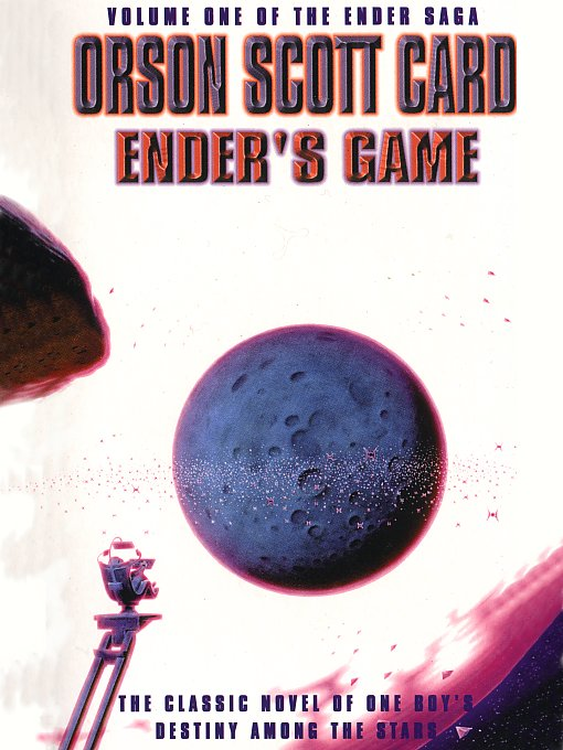 Ebook download ender game series
